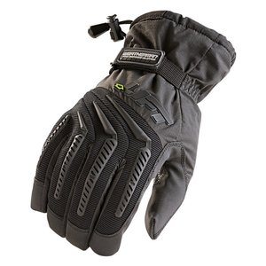 Lift Safety GWM-6KL Weatherman Work Gloves - Size: Large