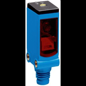 Sick Optic 1044186 Photoelectric retro-reflective sensor 10vdc--30vdc