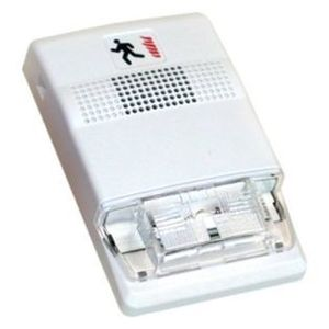 Edwards EG1-HDVM Horn Strobe,hi-lo,multi-cd,white, Limited Quantities Available