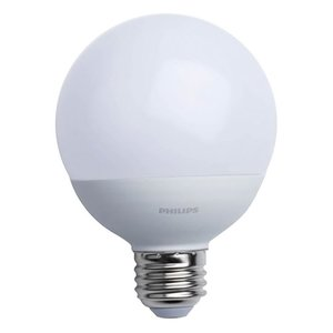 Philips Lighting 4.5G25/LED/827/ND-120V-1PK LED Lamp, Globe, G25, 4.5W, 120V