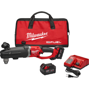"Milwaukee 2709-22HD M18 FUEL™ SUPER HAWG™ 1/2"" Right Angle Drill Kit"