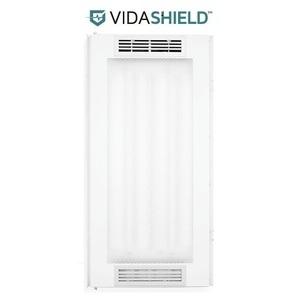 American Green Technology VS01-D-UNV-F VIDASHIELD Prismatic Lens Fluorescent Fixture, UV-C Air Treatment System