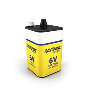 Rayovac 944C 6V Spring Terminal Heavy Duty Lantern Battery