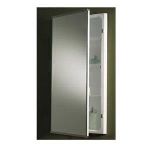 Broan 625 Mirror Door, Stainless Steel Trim