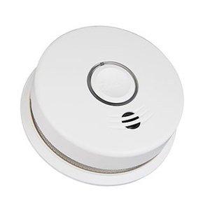 Kidde Fire 21027536 Combination Carbon Monoxide and Photoelectric Smoke Alarm, White