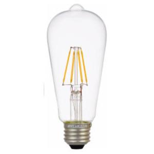 SYLVANIA LED6.5ST19DIM827FILG2RP 74589 LED6.5ST19DIM827FILG2RP 6/CS 1/S