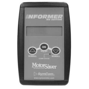Symcom INFORMER-MS Handheld Diagnostic Monitor, 455