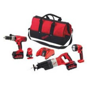 Milwaukee 0928-23 MILWAUKEE 0928-23 3-PACK KIT