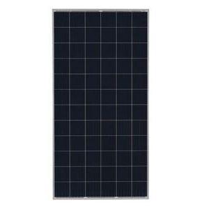 JA Solar JAP-72-S01-330SC Solar Module, Polycrystalline, 330W, 72 Cells, Black