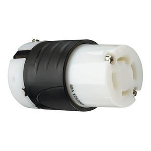Pass & Seymour L1430-C Locking Connector, 30A, 125/250V, L14-30R, 3P4W