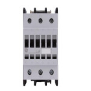 GE CL06A311M1 Contactor, IEC, 48A, 460VAC, 3P, 24VAC Coil, 1NO/NC Auxiliary