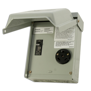 Midwest U013C 30A, 1P, 120/240V, Temporary Power