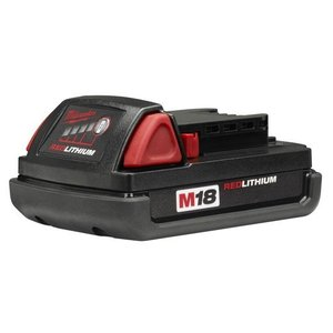 Milwaukee 48-11-1815 Lithium Battery, 18V, M18