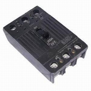 GE Industrial THQD32150WL Breaker, 150A, 3P, 240V, Q-Line, 22 kAIC, Lug In/Lug Out, w/Lugs