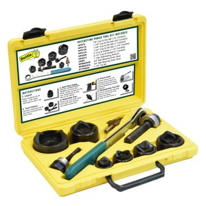 Dottie RPTK Ratcheting Punch Tool Kit, 10 Piece