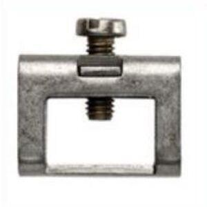 Weidmuller 0292460000 Terminal Block, Marker Carrier, 44.5mm x 19.5mm, Beige