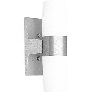 Progress Lighting P5512-16 2-100w Med Od Wall Fixt