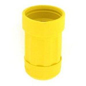 Leviton 6018-Y Boot, 15 Amp & 20 Amp, Yellow