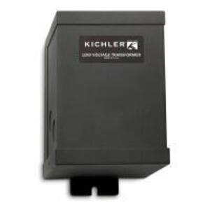 Kichler 10204BK Transformer, Magnetic Lighting, Remote, 300W, 1P, 120V-12V