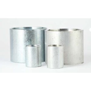 "Multiple ALC250 Rigid Coupling, 2-1/2"", Threaded, Aluminum"