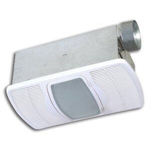 Air King AK55L Heater/Fan/Light, 70CFM, 1350W