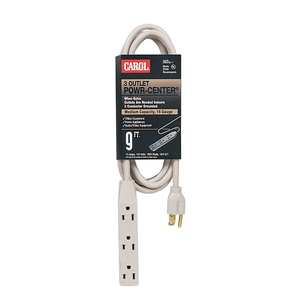 General Cable 00565.63.17 9' 16/3 SJT 3OUT