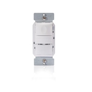 Wattstopper PW-100-24-W Pir Wall Switch Occupancy Sensor, 24v, White