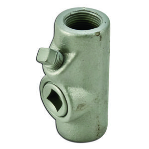 "Appleton EYS21 Sealing Fitting, Vertical/Horizontal, 3/4"", Explosionproof, Malleable"