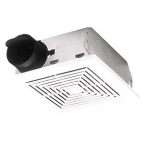 Broan 689 Ceiling/Wall Fan, 60 CFM
