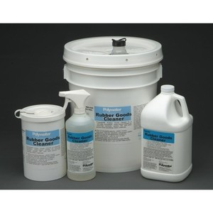 American Polywater RBG-128 Rubber Goods Cleaner, 1-Gallon