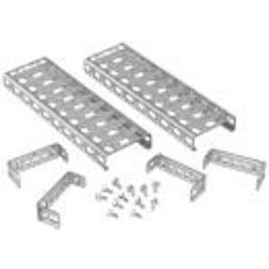 "Hoffman PGH3S6 Grid Strap, Three Row, Length: 17"", Steel"