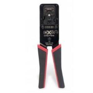 Platinum Tools 100061C EXO Crimp Tool w/EXO-EX Die