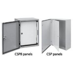 Hoffman CSPB4836 Panel, Swing Out, 48x36