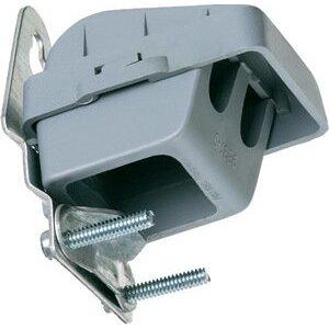 Arlington PVC660 PVC Entrance Cap, for Service Cable, (2) 3, 6, 4, 2 AWG