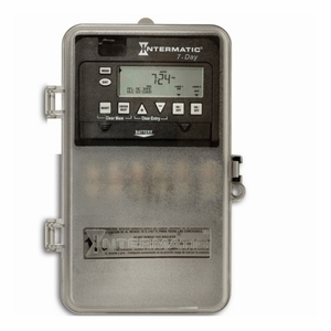Intermatic ET1725CPD82 Electronic Time Control, 7-Day
