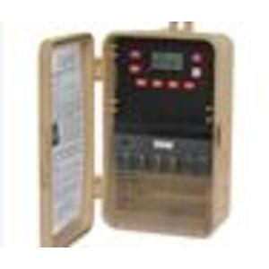 NSI Tork E103B Time Switch, 24 Hour, DPST, NEMA 3R, 40A, 120-277VAC
