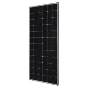 JA Solar JAM72S01-360/PR Solar Module, Monocrystalline, 360W, 72 Cells, Black