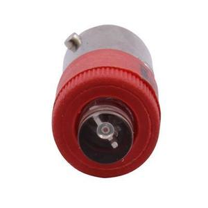GE 080BA9S24LR Indicator lamp, LED, Red, 24VAC