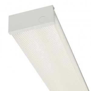 AFX (American Fluorescent) SPRL054836L40MV LED Low Profile Economy Wrap, 4', 40W, 3600L, 4000K, 120-277V