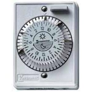 Intermatic E1020 SPST Time Switch, 24-Hour, In-Wall