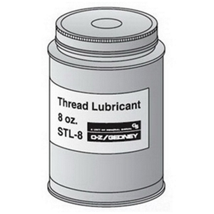 OZ Gedney STL-8 Thread Lubricant, 8 0z.