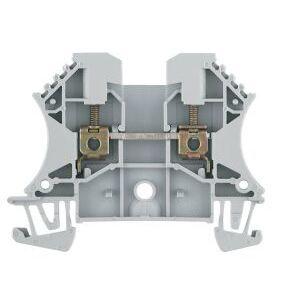 Allen-Bradley 1492-J3-W Terminal Block, 25A, 600V AC/DC, White, 2.5mm, Feed Through