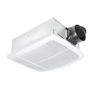 Delta Products RAD80 80 CFM Single Exhaust Speed Fan w/1300W Heater, 10.5W