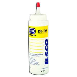 Ilsco DE-OX-8OZ Oxide Inhibitor - 8oz Bottle