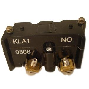 Eaton E30KLA1 Pilot Device, 30mm Contact Block, Multifunction, 1 NO, E30