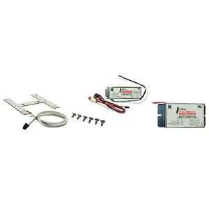 Fulham FHSKITT06SHD LED Emergency Lighting Kit, 750 Lumen, 125 Minute Run-Time