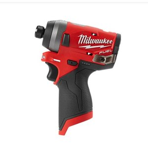 "Milwaukee 2553-20 M12 FUEL™ 1/4"" Hex Impact Driver (Tool Only)"