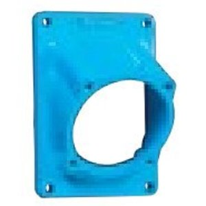 Meltric 513M3 30a Nylon Angle Adapter Bagged