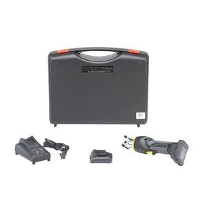 Panduit CT-2500/L Die-Type, Battery Powered Hydraulic, 1.7 Ton, Crimping Tool