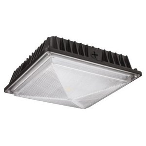 Lithonia Lighting OFM-LED-P1-50K-MVOLT-DDB-HP17-M4 LED Canopy/Ceiling Luminaire